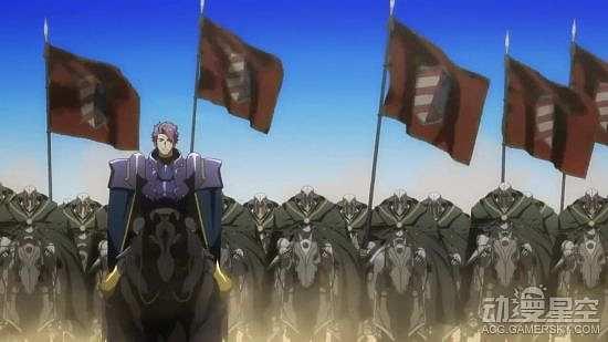 剧场版动画《Fate/Grand Order:神圣圆桌领域卡美洛》正式预告 贝德维尔令人担心