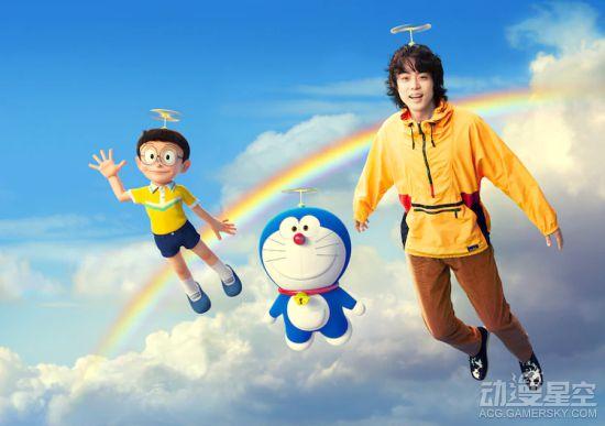 3DCG电影《哆啦A梦 伴我同行2》正式预告公开 实现奶奶的愿望