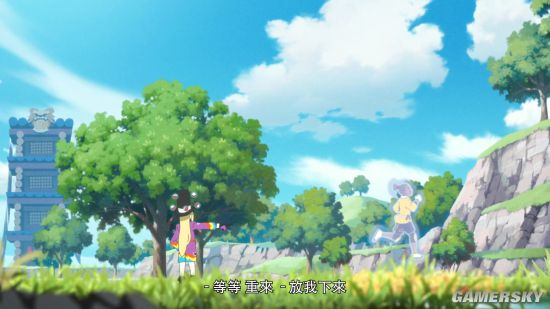 宝可梦动画《破晓之翼》特别篇 冠军、馆主大集结