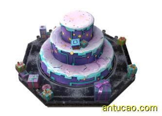 和平精英周年庆蛋糕在哪 蛋糕位置一览