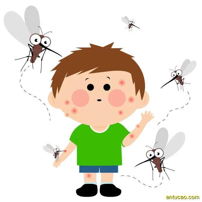 就因为我超甜,就不得不承受蚊子给的红包吗?