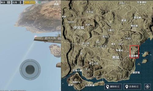 和平精英沙漠地图遗忘的肥点 黑斑羚镇物资搜索路线