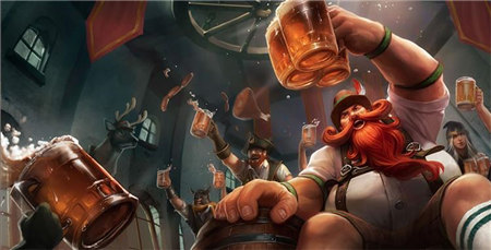 LOLS9:酒桶古拉加斯怎么出装? 9.11版本酒桶出装及符文天赋攻略