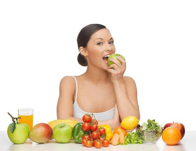 夏天胃口差,水果当饭能减肥吗?