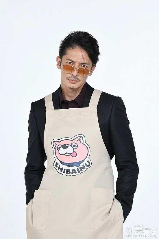 漫改日剧《极主夫道》公开剧照 龙哥做饭气势十足