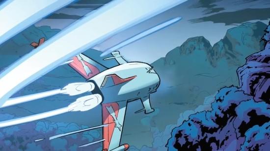 漫威x圆谷《奥特曼崛起》漫画预告 9月英雄崛起