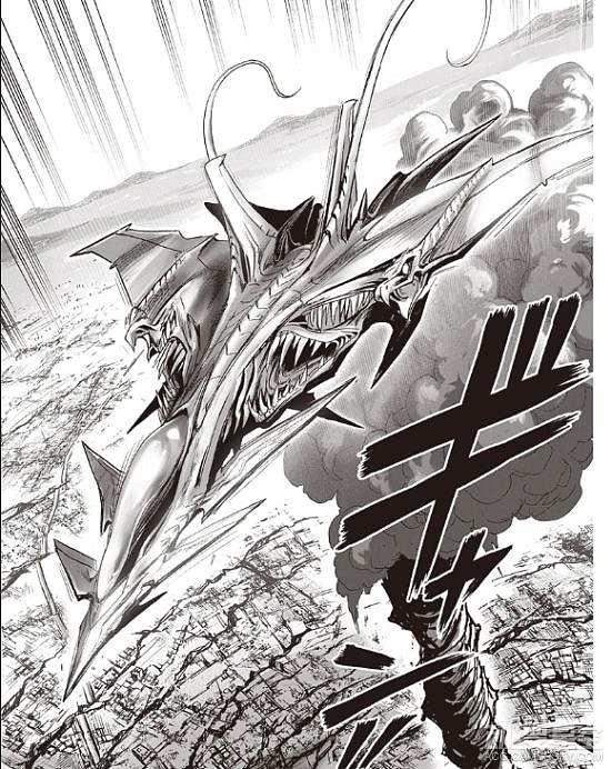 《一拳超人》178话图解:龙卷力竭 驱动骑士来袭