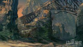 《灵笼》世界观大揭秘 你看到的只是末日的冰山一角