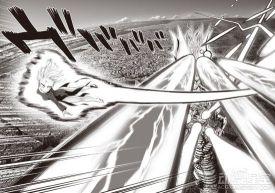 《一拳超人》176话图解:战斗升级 杰诺斯及时赶到