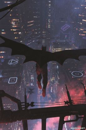 DC将推出新《蝙蝠侠》漫画 《为奴12年》编剧John Ridley负责