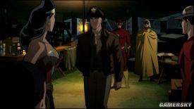 《正义协会:二战》全新片段放出 史蒂夫坚持每天求婚 神奇女侠十动然拒