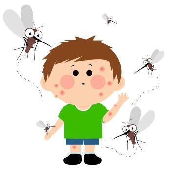 蚊子:我就尝一小口,你咋还倒了呢?