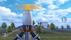 和平精英飞艇派对模式火箭在哪里 火箭位置介绍