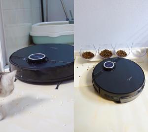 为萌宠家庭美好生活而生 美的扫拖机器人S8全新上市