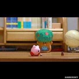 定格动画大师篠原健太新作:卡比的意外之吻