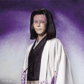 《鬼灭之刃》真人舞台剧贰公布视觉图和角色海报:祢豆子可爱