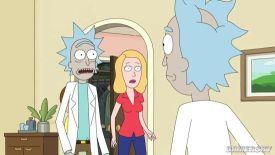 《瑞克与莫蒂》第五季新预告公布 爆破自由女神像