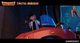 动画电影《摇摆神探》公开角色预告 暖心守护冒险集结