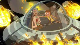 《瑞克与莫蒂》第五季开场片段 瑞克遇到克星