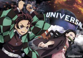 日本环球影城将增设《鬼灭之刃》主题景区 9月17日到次年2月13日限时开放