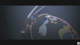 细田守《龙与雀斑公主》新预告 歌姬与龙的美丽童话
