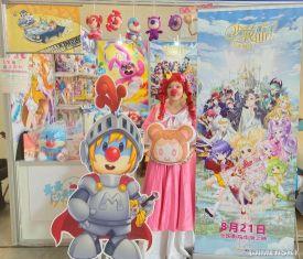 《小花仙大电影》首次亮相第十七届中国国际动漫游戏博览会 暑期惊喜华丽来袭!