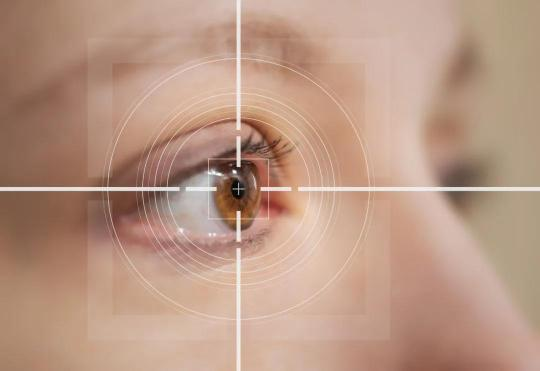 好好的眼睛,怎么突然就瞎了?