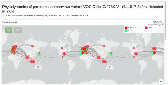 德尔塔变异毒株全球肆虐,新冠疫苗还有效吗?
