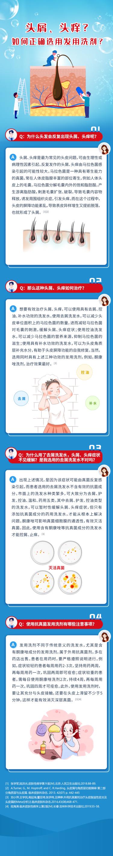 头屑、头痒?如何正确选用发用洗剂?