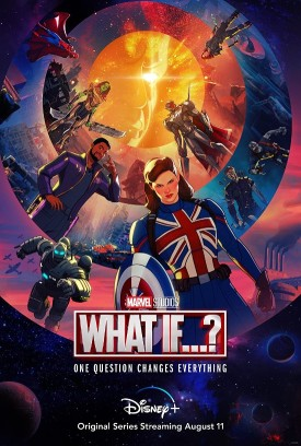 漫威《What if…?》首集IGN 6分:设定有趣,但配音、动画质量不高