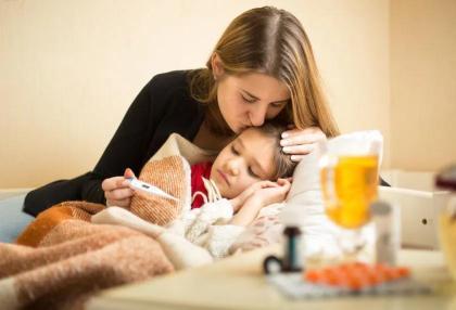 开学在即,家长要当心孩子染上这些秋季流行病