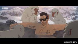漫威全新动画《杀手猴》预告公布 复仇雪猴西装革履取你命