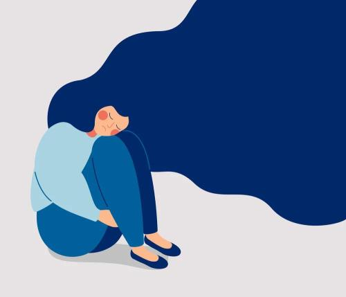 在中国,生而为女,她们更抑郁