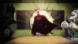 《不义联盟》动画电影首曝预告 蝙蝠侠阻止发狂超人