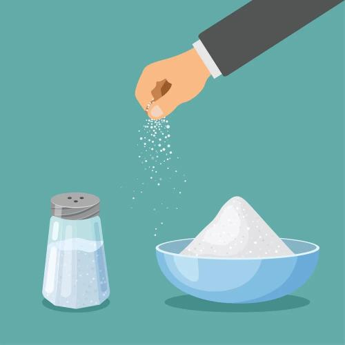 """多吃盐还有助健康?这盐怕不是""""jiǎ""""的吧?"""