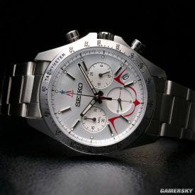 腕上计时器 手表制造商SEIKO推出《新·奥特曼》联名款手表