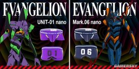 EVA联动TOOT推出主题男士内裤 物理意义的AT力场