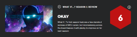 漫威动画剧集《假如…?》IGN 6分:撕裂的多元宇宙