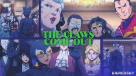 DC动画电影《猫女:追捕》公布预告 二次元美少女版猫女