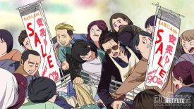 动画《极主夫道》全新预告 4月8日Netflix开播