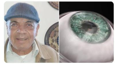 那些因角膜病失明的人们,可以重新相信光了!