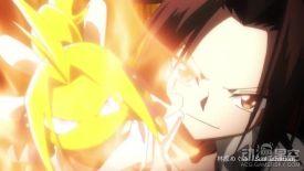 《通灵王》完全新作动画新PV公开 4月1日开播