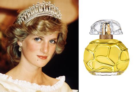 王室女性最爱香水一览
