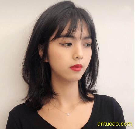 """女人如果脸大,发型最好选""""齐肩款""""! 显脸小还减龄,能拉高颜值"""
