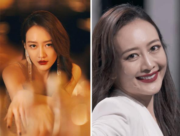 王鸥眼妆扣分,陈妍希公演妆容不敌出场!